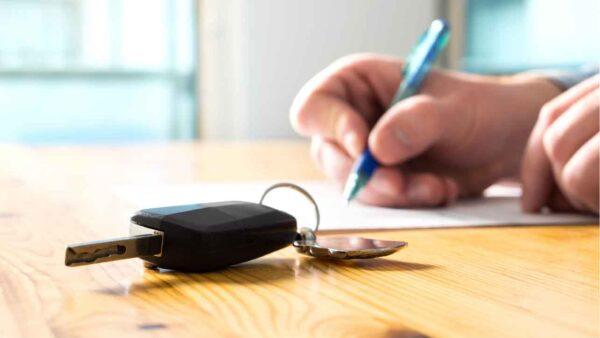 車を売るときの必要書類 画像